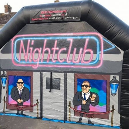 Inflatable Nightclub